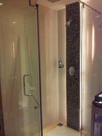 Centara Nova Hotel & Spa Pattaya: 干湿分离的浴室。