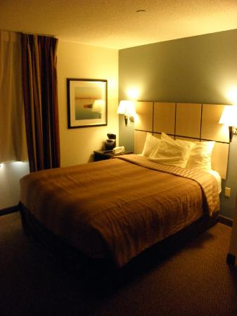 Candlewood Suites Boston-Burlington: Bedroom