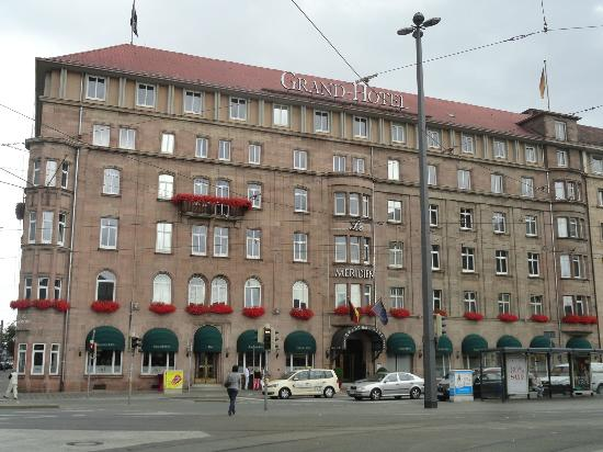 Picture of le meridien grand hotel nurnberg for Nurnberg hotel