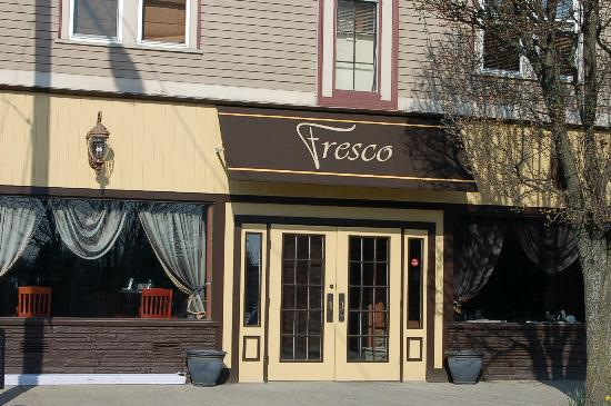 Fresco East Greenwich Menu Prices