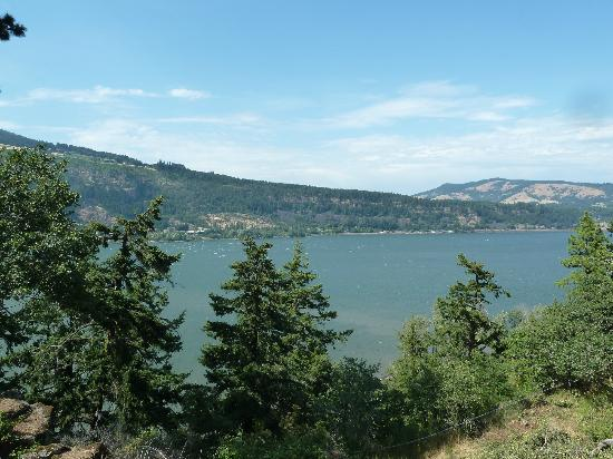 Westcliff Lodge: Columbia River