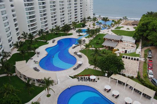 Dreams Villamagna Nuevo Vallarta The Pools