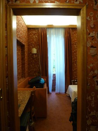 Hotel Arcangelo: Double room on 2nd floor