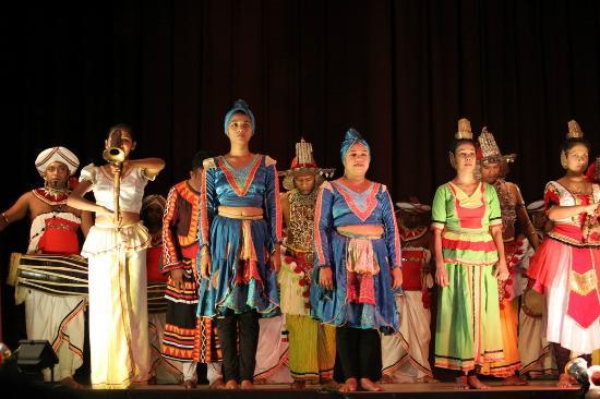 Kandyan Dance Performance: Dance act