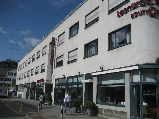 Leonardo Boutique Hotel Rigihof Zurich: hotel outlook