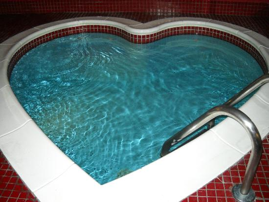 Champagne Glass Hot Tub From The First Floor Picture Of