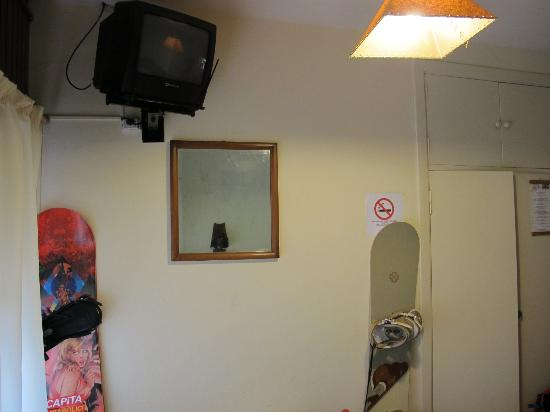 Hosteria Sur: TV