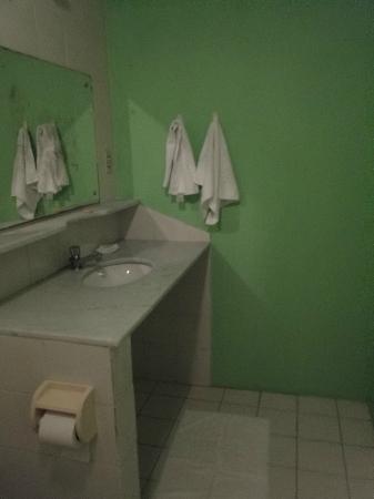 Pousada Valhacouto: Baño