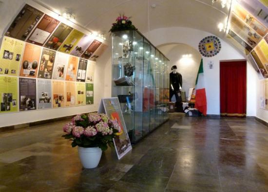 Giarratana, Italie : Sala Colonia Trinacria in Paraguay