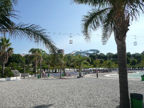 Belpasso, Italia: transats