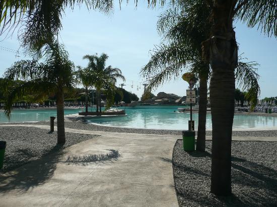 Belpasso, Italia: piscine a onde