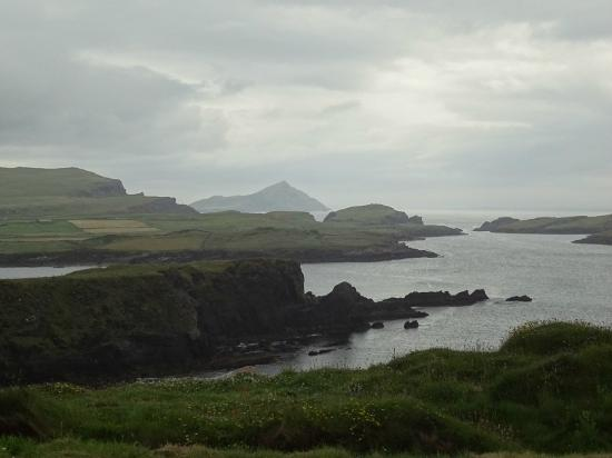 Sea Breeze Bed and Breakfast : View from Valentia Island