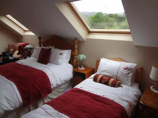 Coomassig View: The room