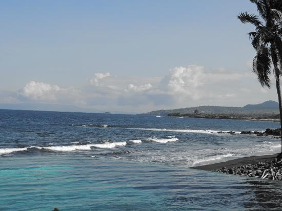 Seraya Shores: BELLE VUE SUR L'OCEAN