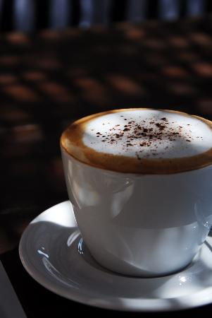 Eldorado Lodge & Restaurant: Italian Cappuccino