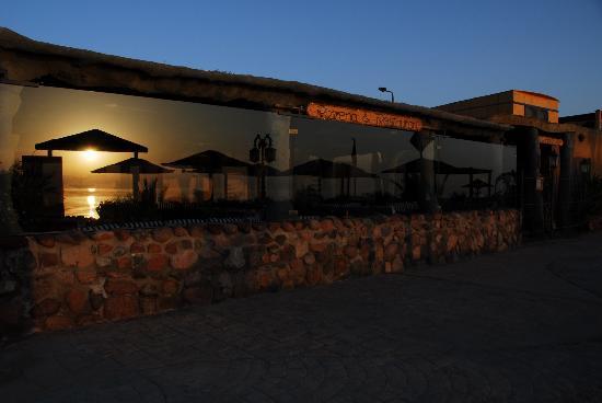 Eldorado Lodge & Restaurant: Sunrise in Eldorado