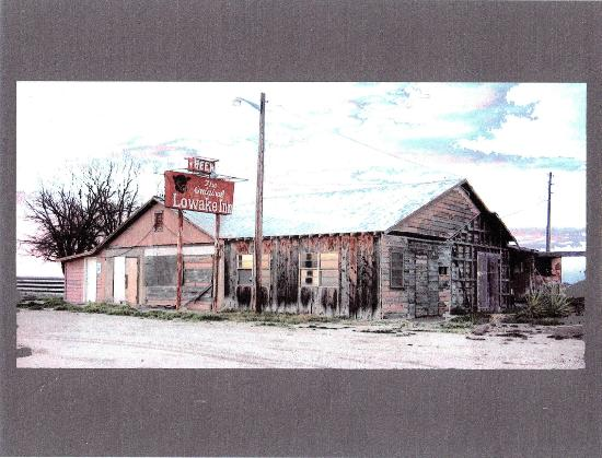 Zentner's Daughter Steak House: Picture of 1st Restaurant 1945 Lowake Texas