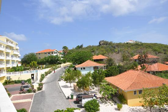 Blue Bay Curacao: lovely view from one bedroom apartment