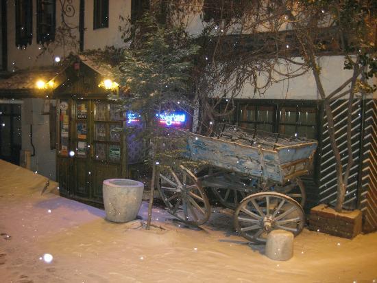 Провинция Амасья, Турция: Melis Otel / Amasya