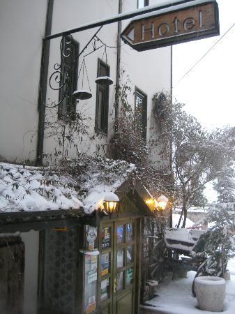 Amasya Province, Turquia: <Melis Otel / Amasya