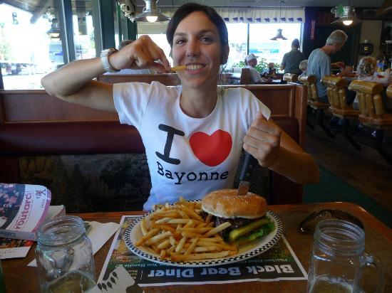 Black Bear Diner : assiettes copieuses