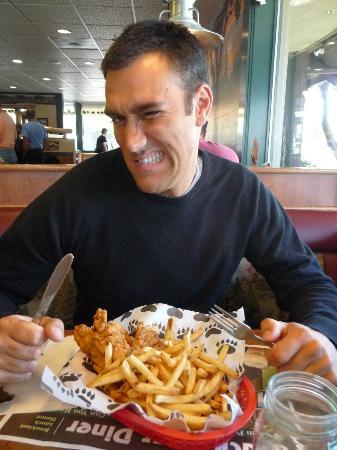 Black Bear Diner : décor digne d'un film américain