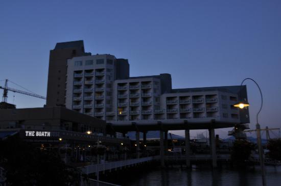 إن آت ذا كواي: inn at the quay - great stay!