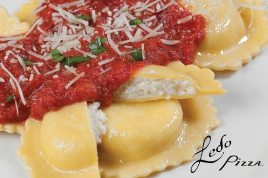 Ledo Pizza: Ravioli