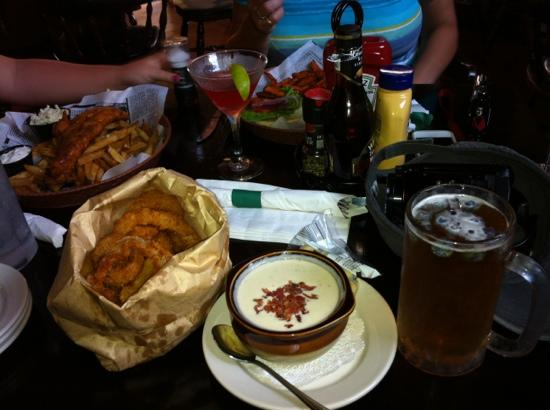 Newes From America Pub: good selection