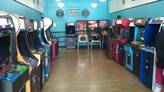 Rusty Quarters Retro Arcade & Museum