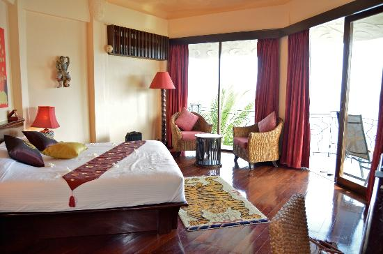 Jamahkiri Resort & Spa: Gorgeous Room
