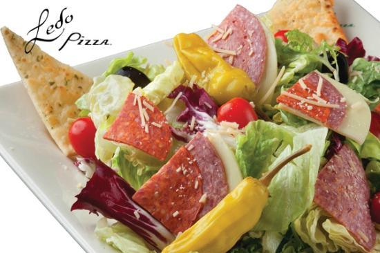 Ledo Pizza: Italian Salad