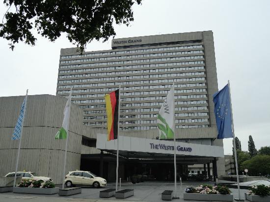 Hotel Grand Westin Munchen