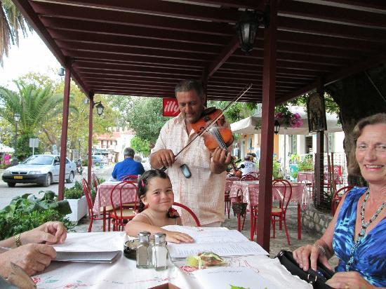 Platanos: Zorba the Greek