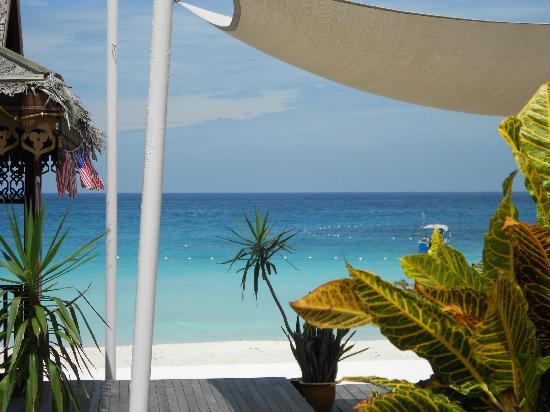 Laguna Redang Island Resort: vista bal bar