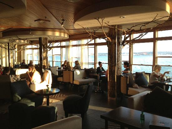 Six Seven Restaurant At The Edgewater Hotel