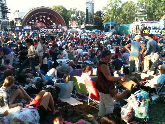 Boston Symphony Orchestra: The Boston Pops July 4th Celebration 2012