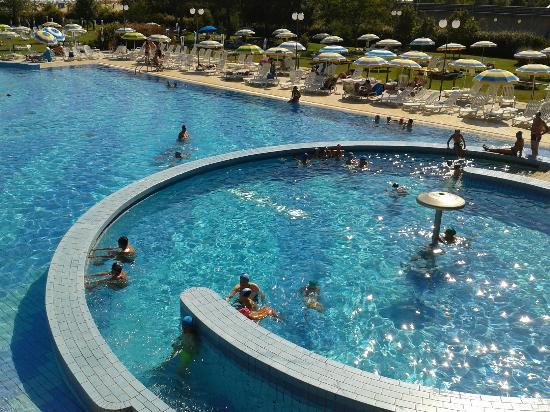 Bibione Thermae: piscine esterne