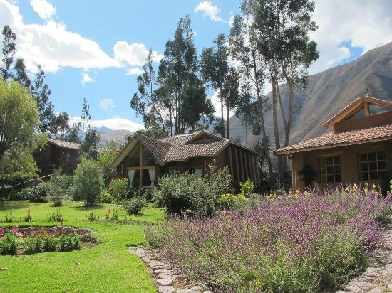 ‪‪Urubamba Villas‬: View of the House