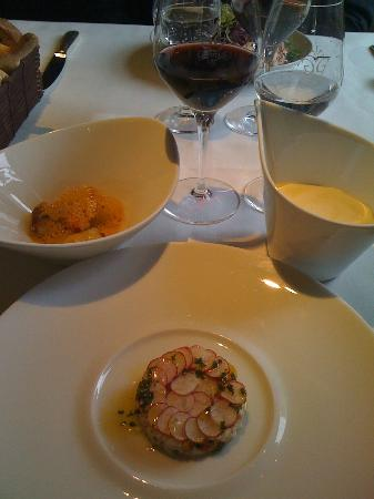 Le Georges: Variation Of Crab