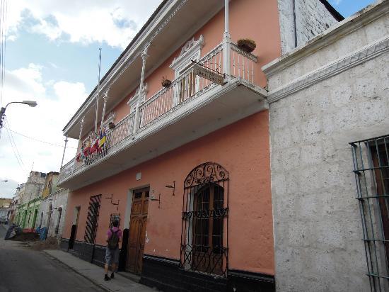 Façade de l'hôtel  (45465125)