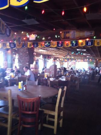 Jose Tejas: the great hall