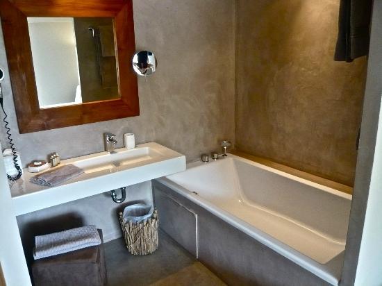 Cannes Villa St Barth: salle de bain
