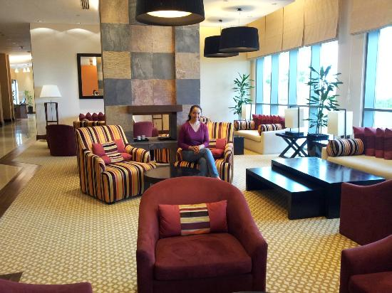 Staybridge Suites Abu Dhabi Yas Island: Lobby