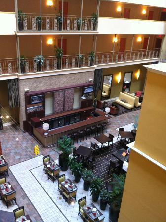 DoubleTree Suites by Hilton Hotel Atlanta - Galleria: Atrium