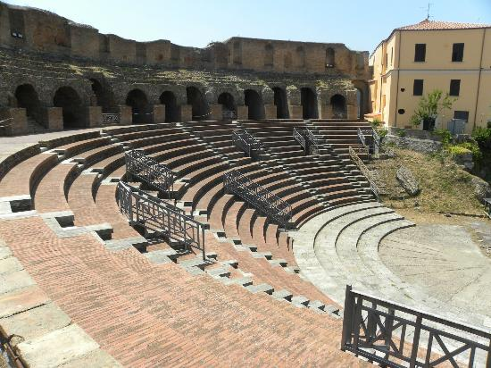 Benevento Italy  City pictures : Teatro Romano Benevento, Italy : Address, Phone Number, Arena ...