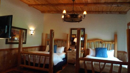 Sorrel River Ranch Resort and Spa: chambre