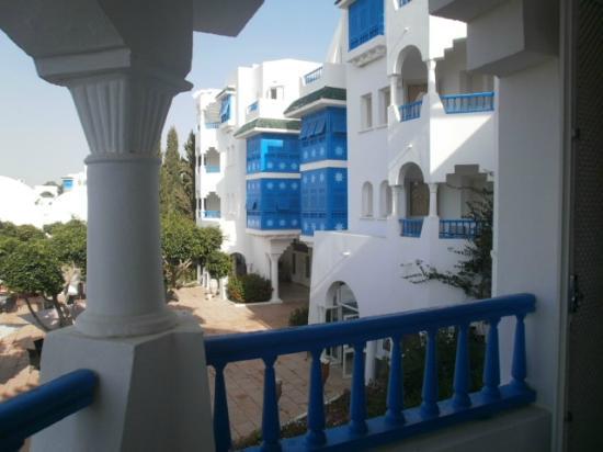 Chambres avec moucharabiehs picture of club med hammamet for Mouradi hammamet 5 chambre