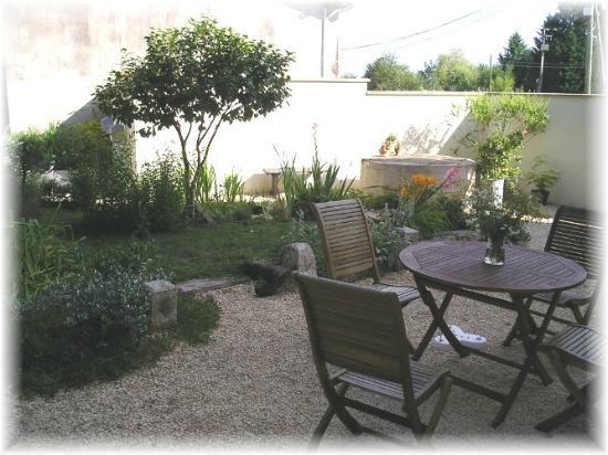 Lagruere, Frankrig: Extérieur
