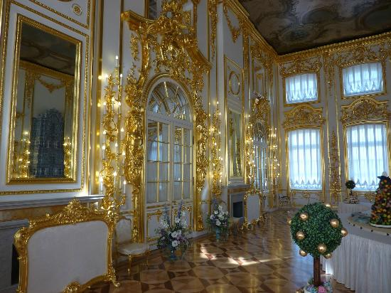 Catherine S Palace Summer Palace Picture Of Tj Travel St Petersburg Tripadvisor
